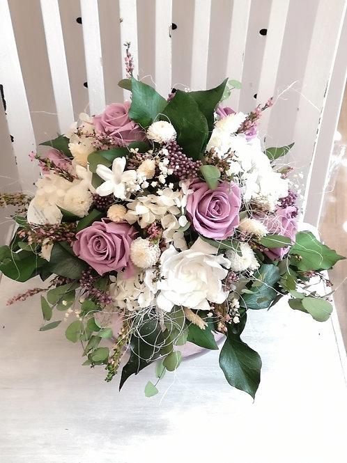 """Blumenstrauss """" Liliane""""."""