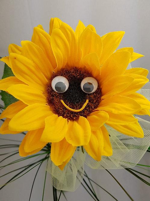 Gute Laune Sonnenblume.