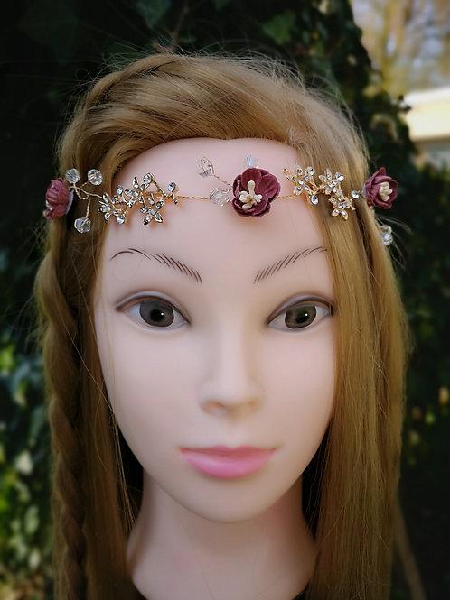 Romantisches Tiara.