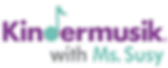 kindermusik with ms susy logo transparen