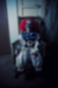 Dead silence clown puppet dummy doll ooa