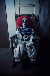 Dead silence clown puppet dummy doll ooa