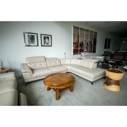 Domicil L Leather Sofa B0120 NC41E | Luxury Furniture | Indonesia | Graha  Interieur