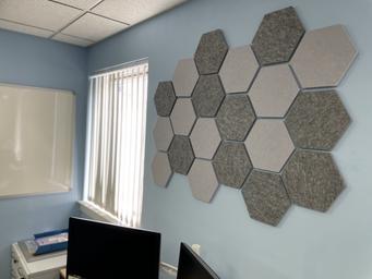 Abroath Medical Centre Admin Office Acoustics