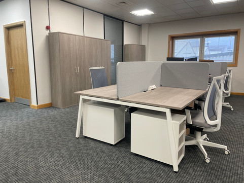Desk Arrangement