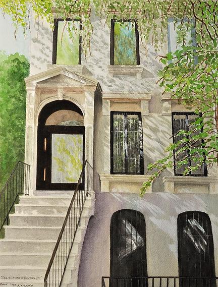 house in Brooklyn