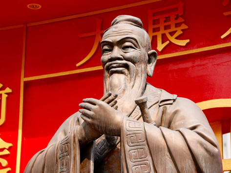 """""""Mask Diplomacy"""" and Understating China's Confucian Strategy in International Relations"""
