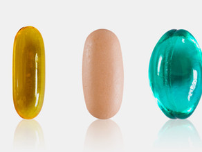 The 10 essential vitamins & minerals, your body needs