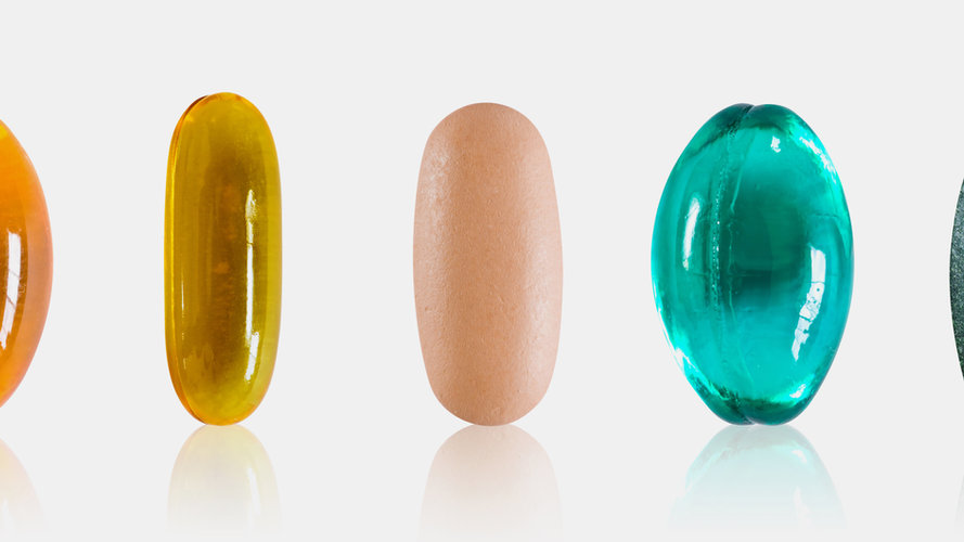 Professional Strength Vitamins & Supplements