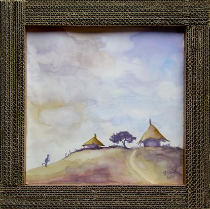 Paysage du Mali 1