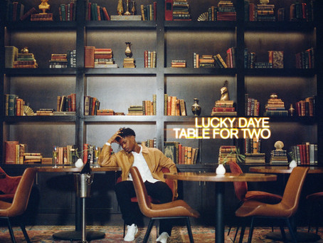 """Lucky Daye Brings Love and Feels On New Valentine's Day-inspired EP,  """"Table For Two"""""""