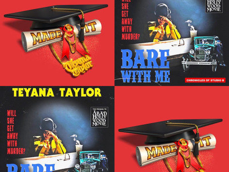 """Teyana Taylor Drops Dazzling Visuals for """"Bare Wit Me"""" and """"Made It"""""""
