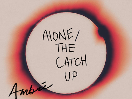 """Ambré Delivers Sensual Two Pack project, """"alone / the catch up"""""""