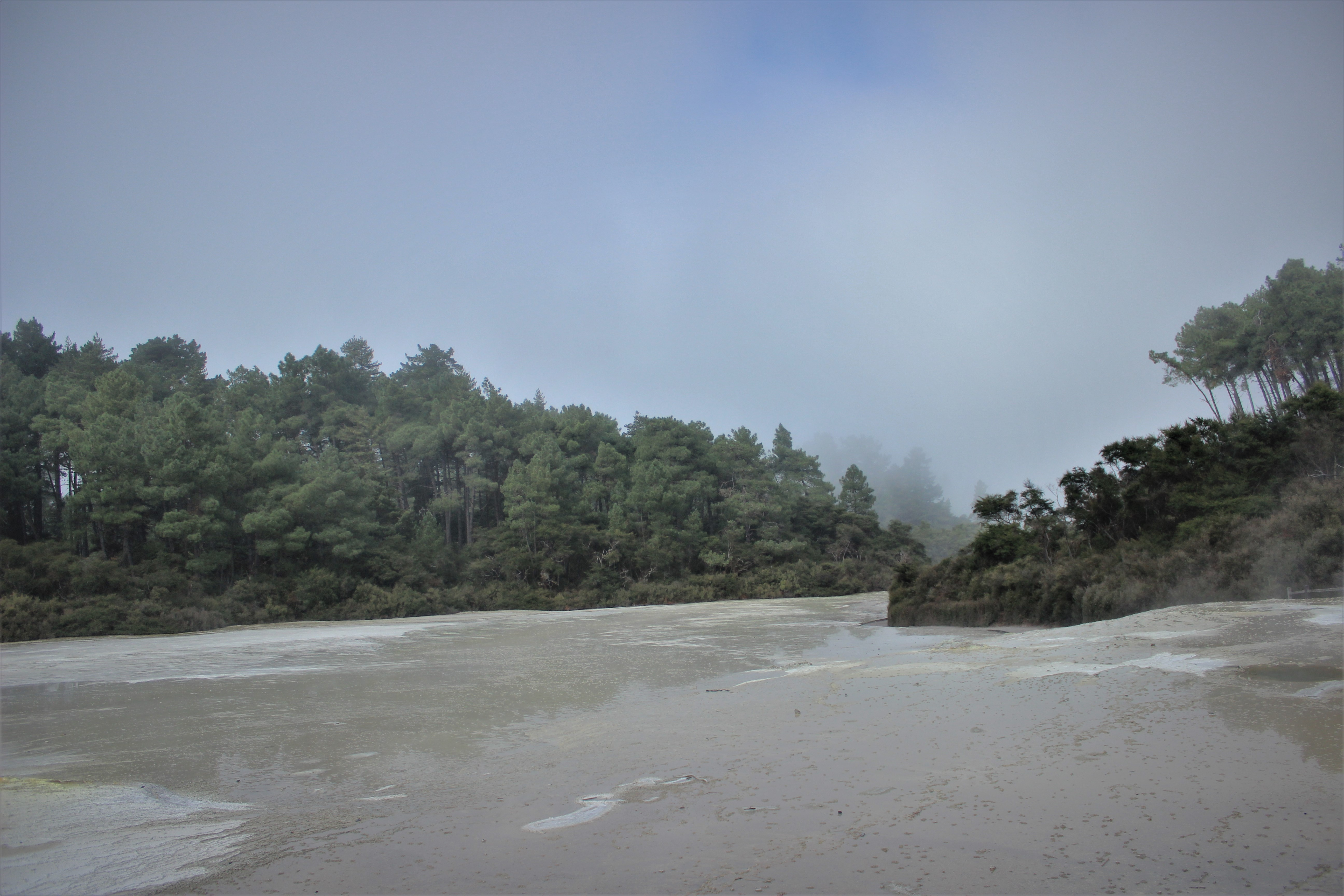 Geothermal Lanscape