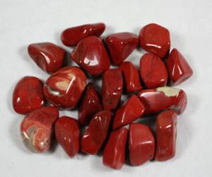 RED AGATE TUMBLED