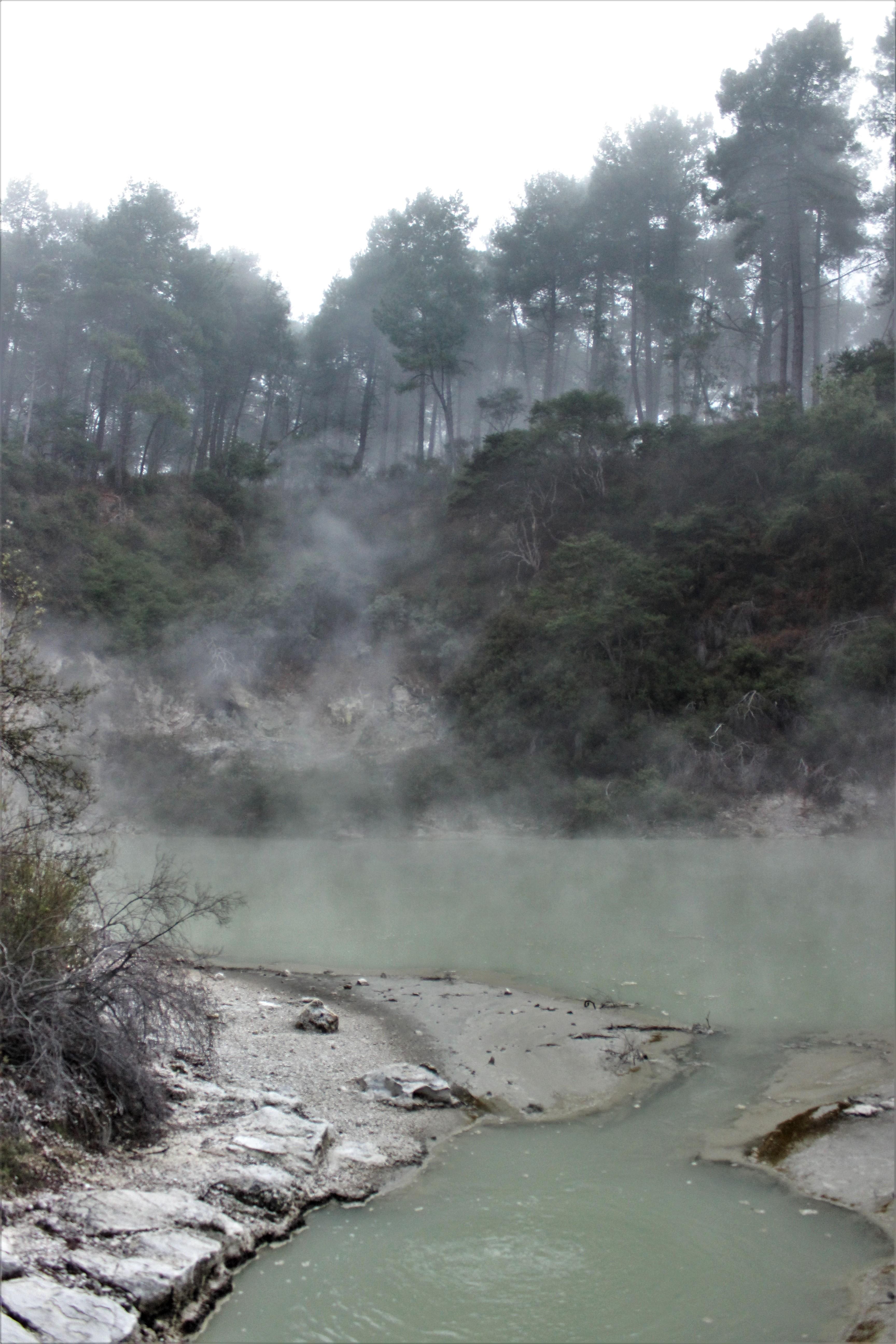 Mineral Pools