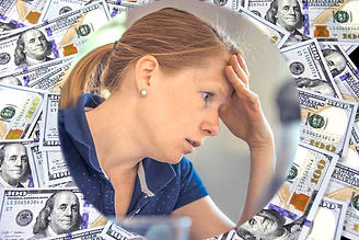 Understand reasons for financial stress