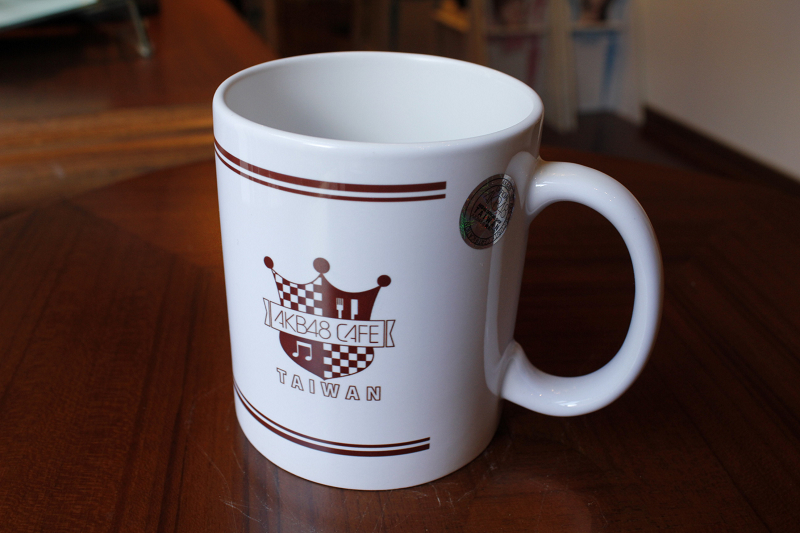 AKB OFFICIAL SHOP CAFE TAIWAN
