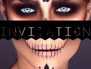 Helloween Invitation Ideas