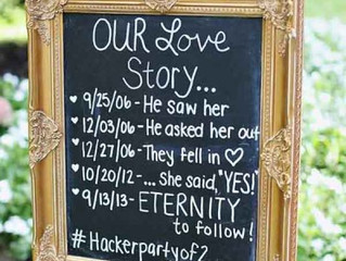 Wedding hashtags ideas