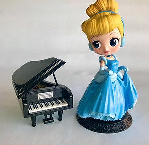 Miniature Grand Piano