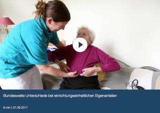 Info zum Seniorenheim.