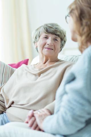 Vorteile der Pflege zu Hause