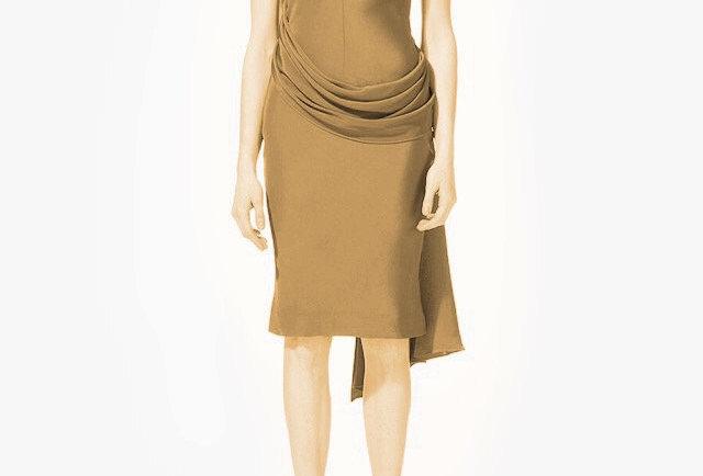 AMANDA WAKELEY SLICk DRESS