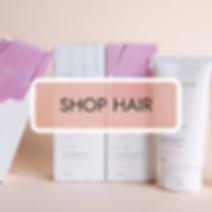 SHOP HAIR