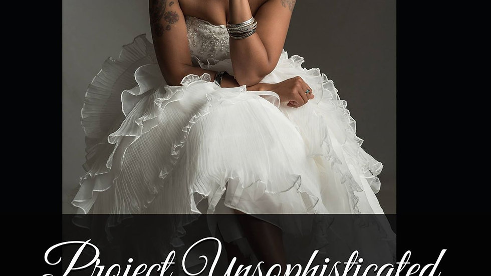 Project Unsophisticated - Book