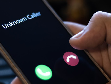 How do I know who is calling me?