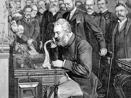 A History of Telephone Numbers