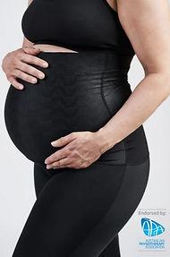 SRC Pregnancy Legging - Black - Over the