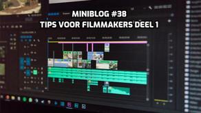 Miniblog #38 tips voor filmmakers deel 1: editors: zo willen componisten de video krijgen!