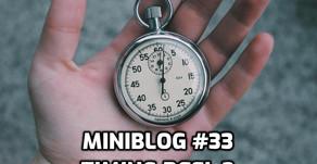 Miniblog #33 timing deel 2: waar begin je een cue en waar eindig je hem?