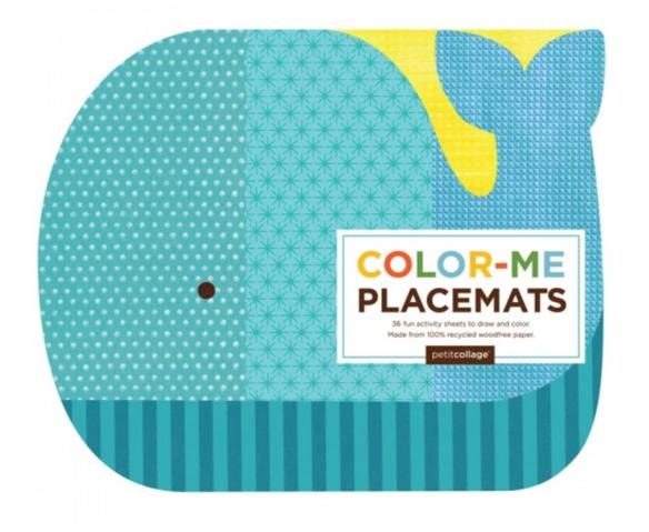 Color Me Ocean Placemat
