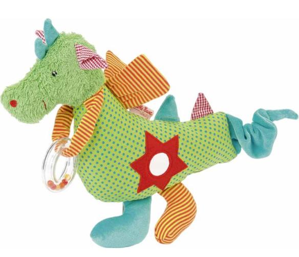Dragon Kuno Activity Toy