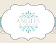 Logo for Angels Avenue Photography company