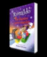 Ronaldo Children's Book - The Phantom Carrot Snatcher by award winning author Maxine Sylvester
