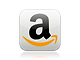 Amazon logo and link to Ronlado the Reindeer Flying Academy
