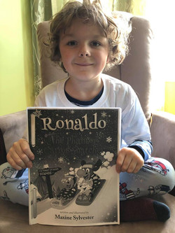 Book review by Tristan's Book Corner