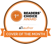All Author Cover of the month 1st winner