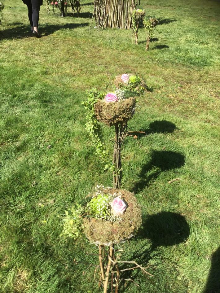 fleurissement ceremonie laique