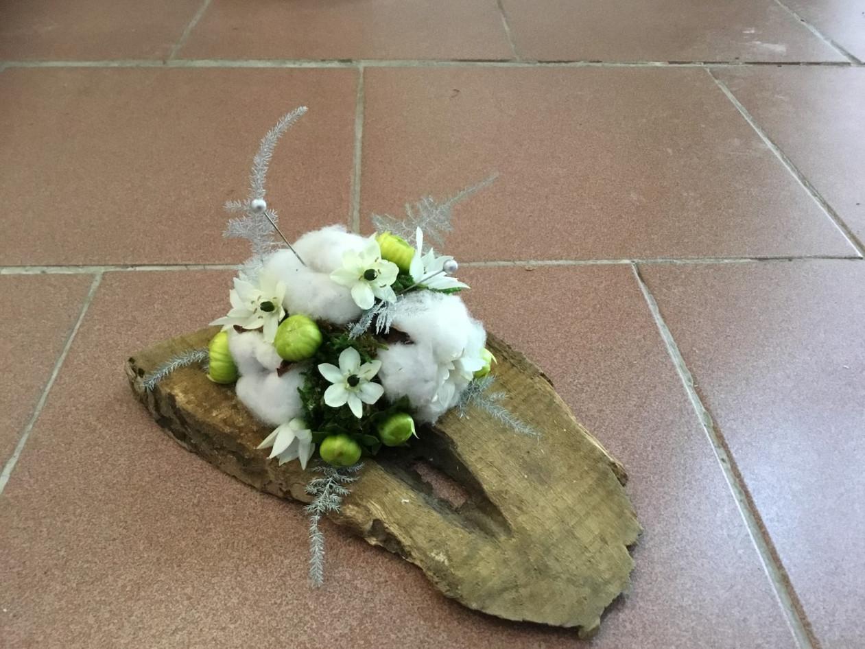 bois de santal et fleurs