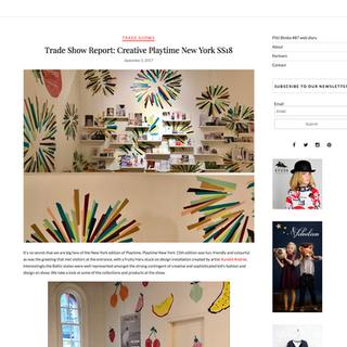 Pirouette blog / USA