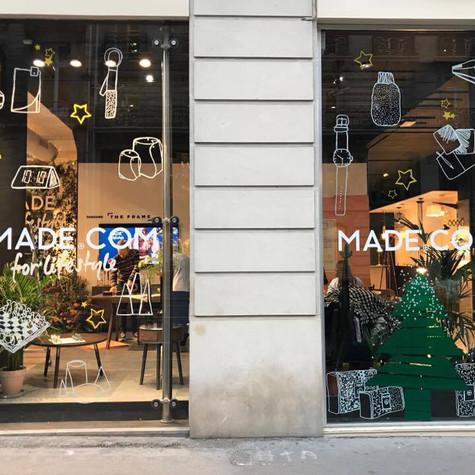 MADE.COM SHOWROOM PARIS