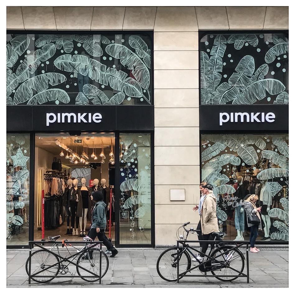PIMKIE RUE RIVOLI  PARIS