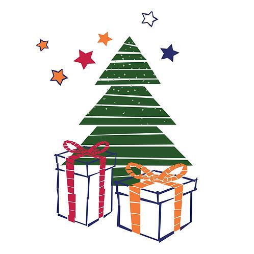 Sticker - Collection Noël - Mon beau sapin