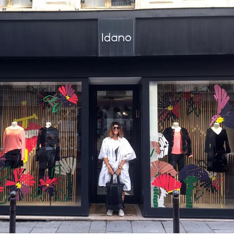 IDANO SHOWROOM PARIS
