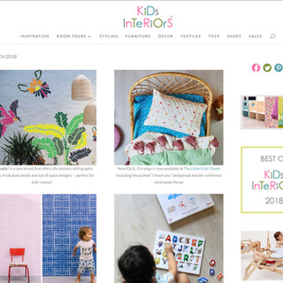 KIDS INTERIOR / UK